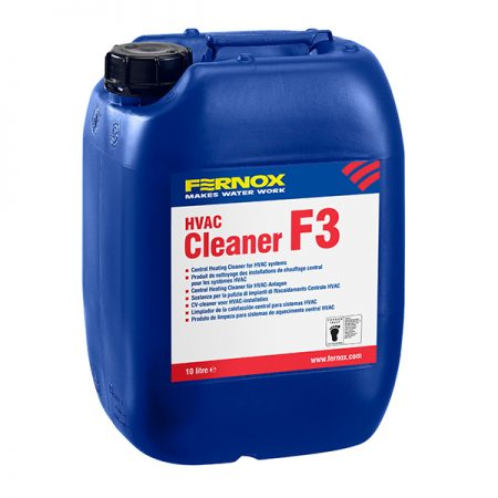 HVAC fernox cleaner F3 10L