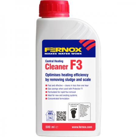 Fernox cleaner f3